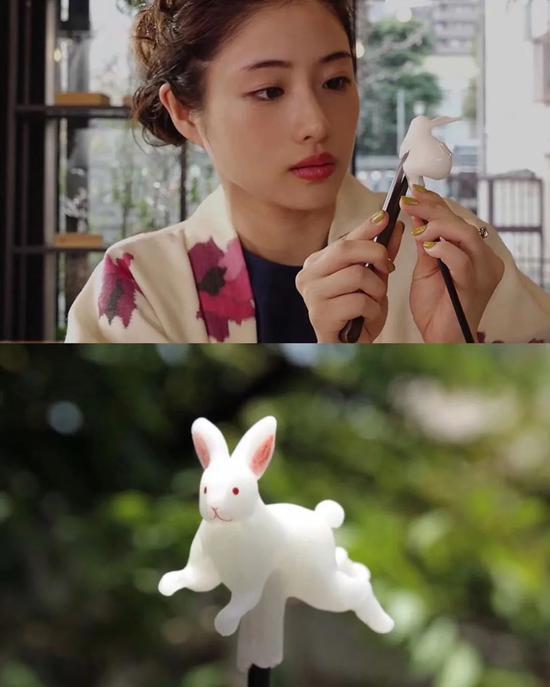 东京地铁电视广告中