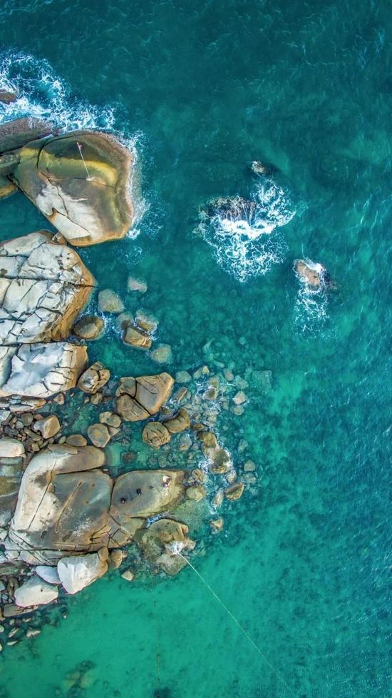 福建-岛礁