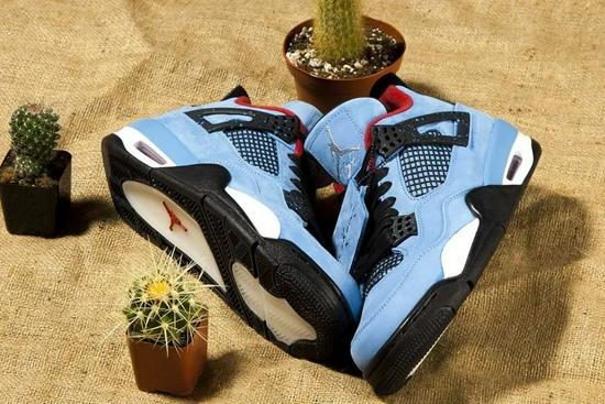 以Cactus为灵感的鞋款设计以及概念摄影